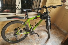 For Sale: Selling my Canondale 1 year old Trail 4,