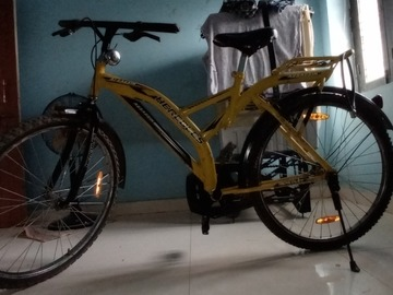 For Sale: Hercules Assassin Bicycle