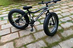For Sale: Marlin Thor 4.9 inches wide tyres. Absolutely perfect .