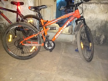 For Sale: Hercules Touro MTB with Shimano Torney.  Mumbai/Mira Road/Th