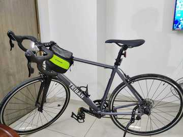 For Sale: BTwin Triban RC 120 Road Bike