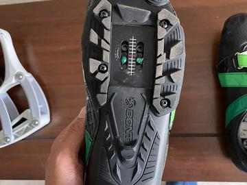 For Sale: Bont Riot+ MTB SPD shoes, EUR 39 (only worn once)