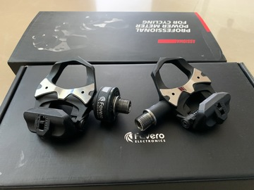 For Sale: Assioma Uno single sided powermeter pedals