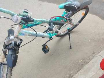 For Sale: MTB cycle Leader's Scout 26T with Front Disc and Suspension