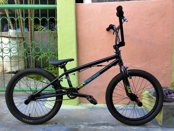 For Sale: POLYGON RUDGE BMX BIKE