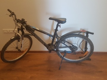 For Sale: Hardly used BTwin Cycle with Air Pump