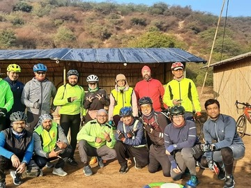 Cycling Group: Folks on Forks, Gurgaon