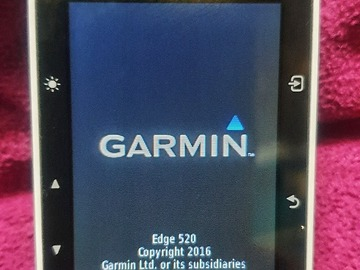 Cycling Content: GARMIN EDGE 520 GPS CYCLE COMPUTER FOR RS.17500/-
