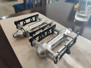 For Sale: MKS Sylvan Track Pedals (Fixed Gear/ Road/ Touring Pedals)