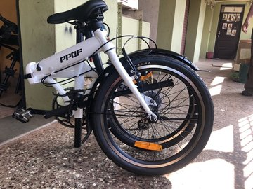 For Sale: Foldable Bike PPOF ( Brand New)