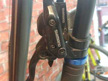 For Sale: Shimano m315 hydraulic breaks available used like new