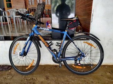 For Sale: Firefox Surfelo - Road based Hybrid Bike