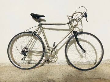 Cycling Content: Vintage Road Bike