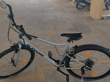 For Sale: B twin hybrid Riverside 120 bicycle with 8 speed