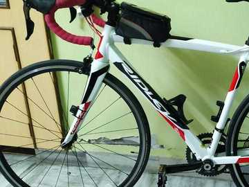 For Sale: Ridley Fenix 105 52cm Brand new setup
