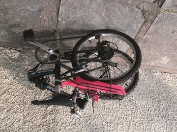 Cycling Content: Folding bike For 20K