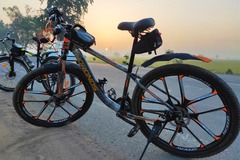 Cycling Content: Bike for Rent