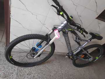 For Sale: Rock rider Full Suspension Mountain Bike ST 900 S Large