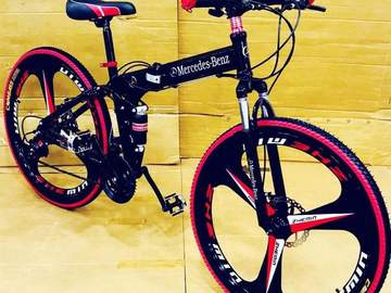 For Sale: FOLDABLE GEAR CYCLE