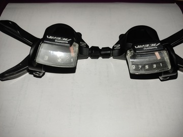 For Sale: Shimano 3x9 Acera Shifters Lever set