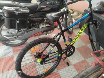 For Sale: hercules streetcat pro 3.0 with double disc and front suspen