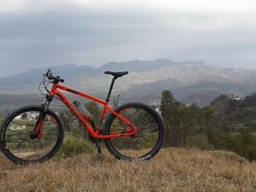 For Sale: Btwin 540 ROCKRIDER red color