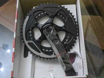 For Sale: SRAM Rival 2x 22 speed groupset