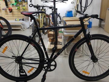 For Sale: Montra fixie made better for sale.