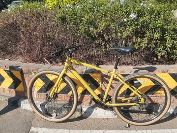 For Sale: Kona Dew small for sale with upgrades