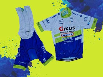 For Sale: Cycling Complete Suit Size Xs To Xl
