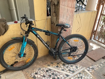 For Sale: Looking to sell away my MTB @ Ninety One- Snow Leapord