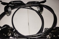 For Sale: Shimano M396 Acera Hydraulic Disc Brakes Set( Front & Back)