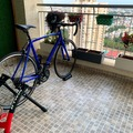 For Sale: BTWIN Inride 500 Trainer (1 month old) with f/ wheel raiser