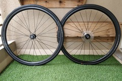 For Sale: Syncros Race 24 Disc Wheels + Shwalbe Tyres + Hubs+ Tubes