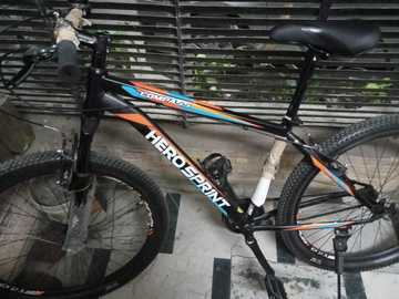 For Sale: CHEAPEST NEW MTB UNDER RS.10K WITH ACCESSORIES