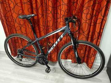 Cycling Content: SCOTT SOPRTSTER COMFORT 10 FOR SALE