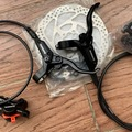 For Sale: Shimano BL-M396 Acera Front & Rear Hydraulic Disc Brake set