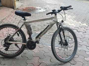 For Sale: Electric Cycle with 48v battery for sale.