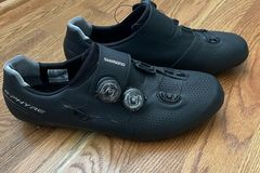 For Sale: Shimano sphyre RC 902 Carbon road shoes - Almost brand new