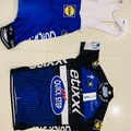 For Sale: Etixx cycling jersey and Bib shorts - Size L