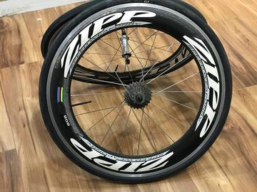 For Sale: carbon wheels zipp 808(front and rear) price drop !!