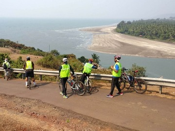 Events: Mumbai Goa Coastal Cycling