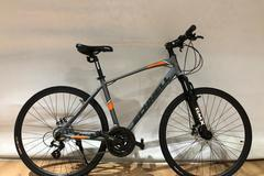 For Sale: One month used Premium Hybrid bike for sale