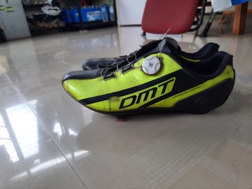 For Sale: DMT R5 road cycling shoes for sale.