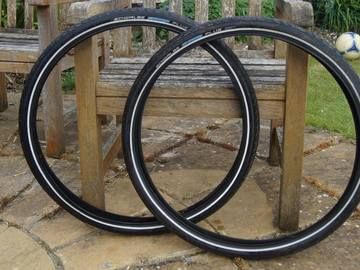 For Sale: schwalbe marathon plus 26 x 1.5in touring tires
