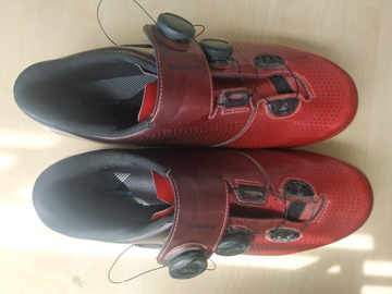 For Sale: New & Unused - Shimano R7 Shoes (EU - 44, US - 9.7)