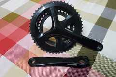 For Sale: SHIMANO  FC-RS510 CRANKSET (2x11 Speed 50-34 MS 175mm)