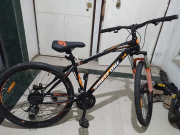 For Sale: 91 cycle(KTM BRAND) 27.5inch, 21 speed gears, hardly 1 month