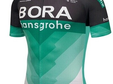 For Sale:    Bora cycling jersey