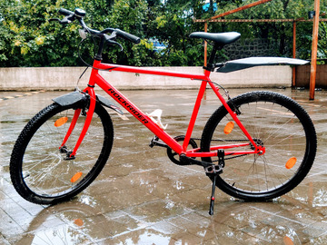 For Sale: B'Twin Rockrider ST20 for sale, perfect condition